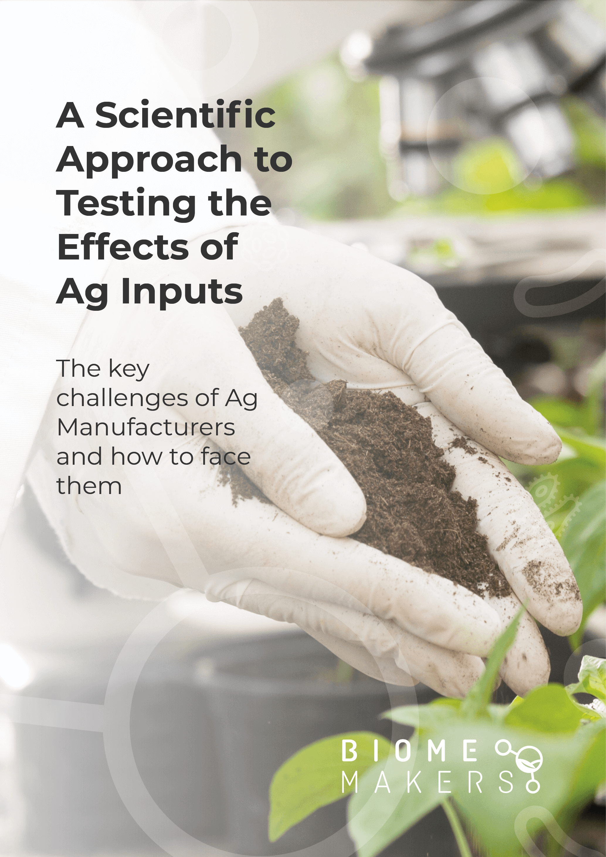 BIO - Portada 2D -  A Scientific Approach to Testing the Effects of Ag Inputs